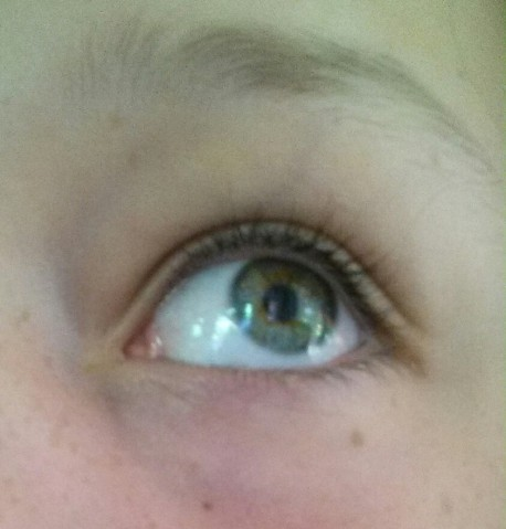 Auge offen woche 1